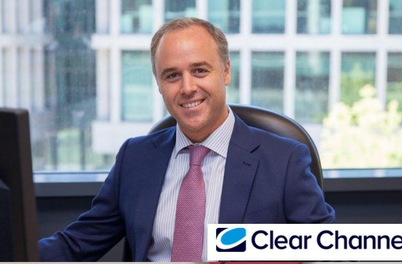 Jaime Linaza La Calle , CFO, Clear channel, programapublicidad,