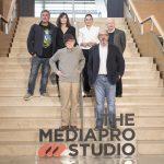 Presentación en el Kursaal de nueva película de Woody Allen y THE MEDIAPRO STUDIO
