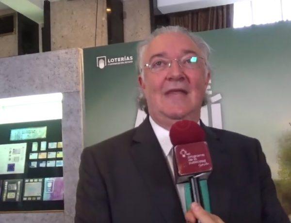 Jesús Huerta, Presidente de Loterías,, Alcanzamos , 10% de las ventas , verano, programapublicidad,