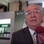 """Jesús Huerta, Presidente de Loterías:""""Alcanzamos el 10% de las ventas en verano""""."""