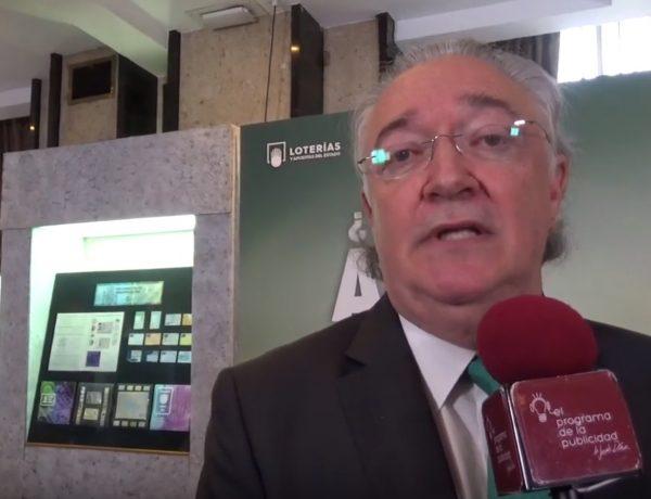 Jesús Huerta, presidente de Loterías, adivinos, entrevista, y si toca aqui, programapublicidad,