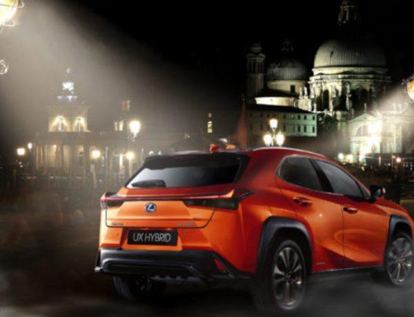 Lexus, vehículo oficial del 76º Festival de Cine de Venecia - La Biennale