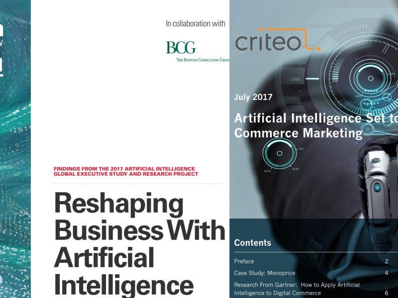 MITSLOAN, RESEARCH, REPORT, ARTFICIAL INTELLIGENCE, CRITEO , BCG, programapublicidad,