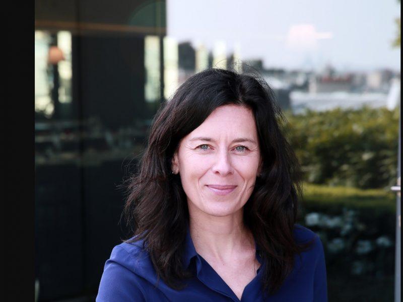 Marie-Laurence Bouchon,vicepresidenta, Comunicación, Edenred