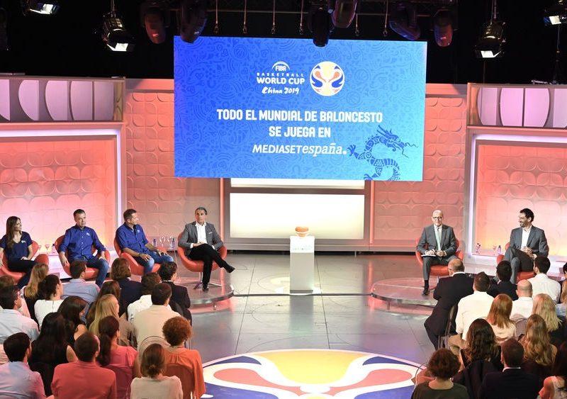 Mediaset España ,presenta , política comercial ,Copa del Mundo, FIBA 2019, programapublicidad,
