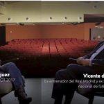 """Campaña """"Nunca es demasiado tarde» con Vicente del Bosque y Nerea Rodríguez"""