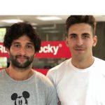 Pablo Salinas y Pablo Madrid, directores creativos en El Ruso de Rocky