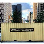 Campaña global de Twitter en 40 ciudades .