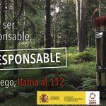 """La campaña de publicidad institucional """"Todos contra el fuego"""" de Mediasapiens."""