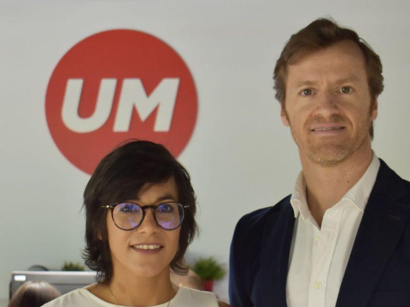 Yemina Banks, nueva Directora de Servicios al Cliente de UM
