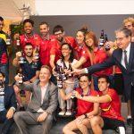 Ambar patrocinador oficial del equipo paralímpico español