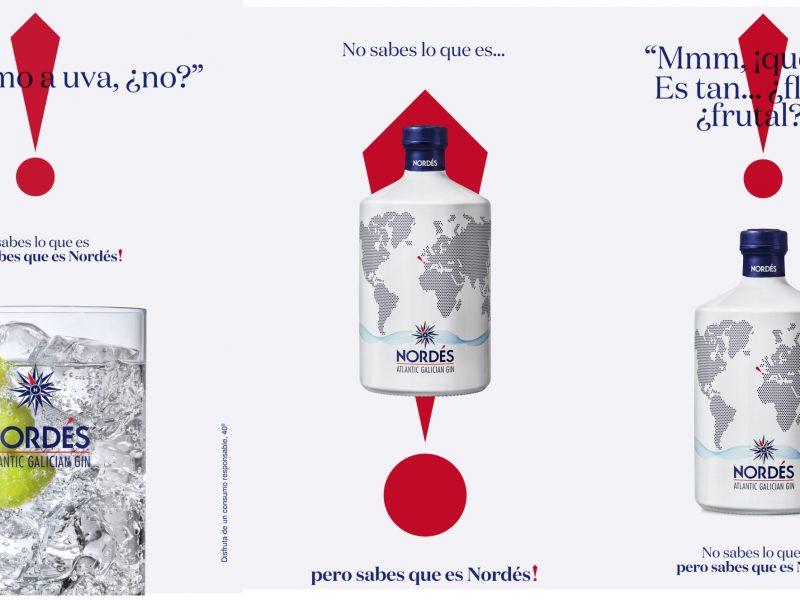 campaña, scpf, Nordés Gin, grupo, botella, programapublicidad,