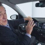 Campaña de Innocean para mercado paneuropeo de Kia e-Niro, con Robert De Niro.
