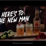 'Here's to the new man'  de Four Roses o los hombres con la 'nueva' masculinidad correcta…