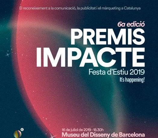 premis impacte, 2019, programapublicidad,