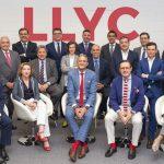 LLYC reúne en Madrid a socios y directores generales.