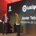 LaLiga la sexta marca más fuerte de España y única deportiva en Brand Finance .