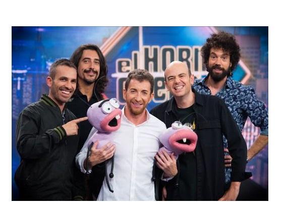 Antena 3, Cristina Pedroche , Antonio Resines ,unen , equipo, El Hormiguero 3.0 , programapublicidad,