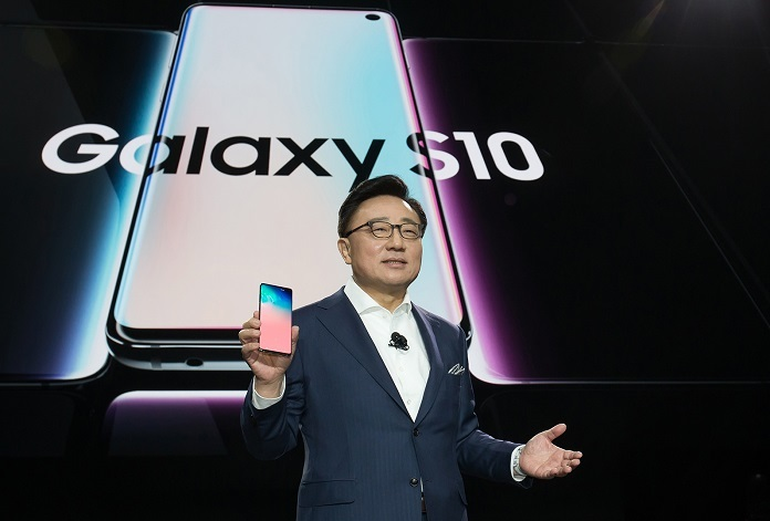 DJ Koh, presidente , CEO , IT & Mobile Communications ,Samsung Electronics, programapublicidad,