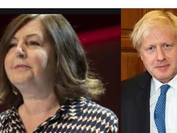 Dorothy Byrne, Channel 4,Boris Johnson, programapublicidad,