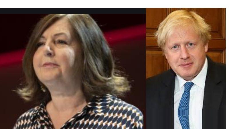 Dorothy Byrne, Channel 4,Boris Johnson, programapublicidad,