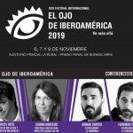Juan Carlos Ortiz,Joanna Monteiro, Ramiro Raposo y Fernando Sosa Speakers de #ElOjo2019.