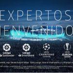 """Movistar lanza su campaña """"Expertos en Fútbol"""" con McCann."""
