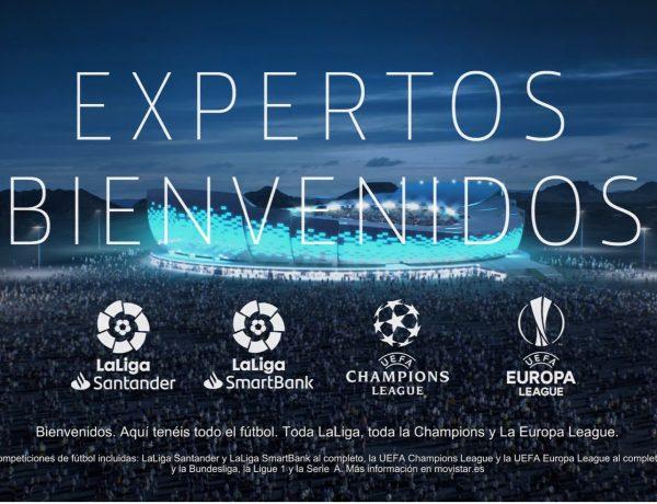 MOVISTAR, grupo, Expertos , en fútbol, Movistar , vuestra casa, programapublicidad,