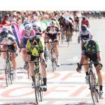 Ambar será protagonista de la ceremonia de pódium y ganadores en La Vuelta .