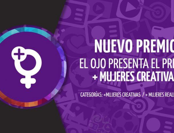 +Mujeres Creativas, nuevo premio , El Ojo de Iberoamérica, programapublicidad,