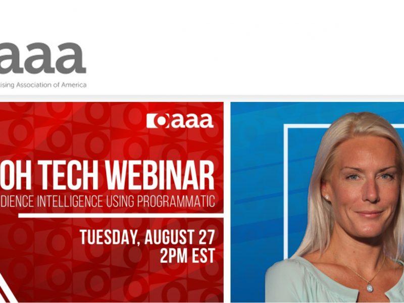 OAAA, web exterior, outdoor, anna bagger, CEO, programapublicidad,
