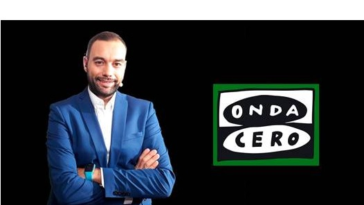 Onda Cero ficha , Antonio Esteva , conducir , nuevo , Radioestadio , programapublicidad,