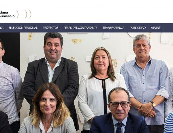 Societat Anònima ,Mitjans de Comunicació , Comunitat Valenciana, SAMC, programapublicidad,