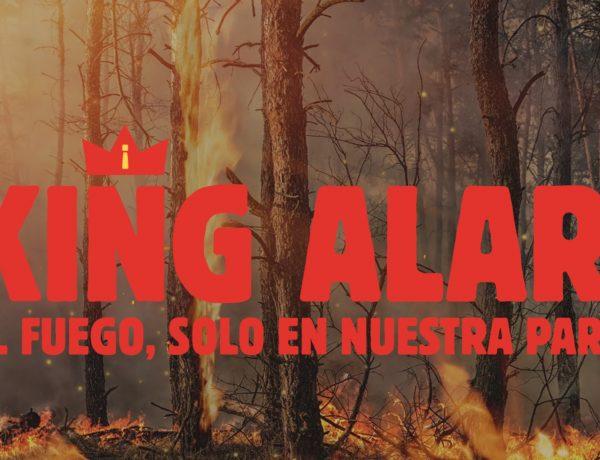 burger king , alarm, cruz roja, incendios, programapublicidad,