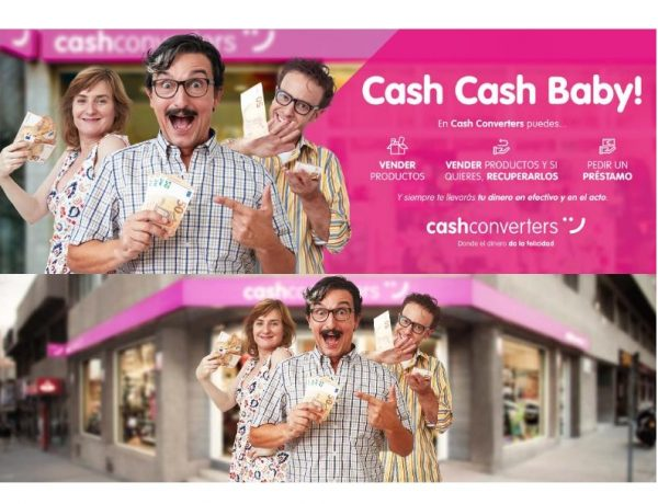 cashconverter baby, campaña, programapublicidad,