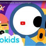 Lingokids productora de dibujos animados interactivos para aprender inglés.