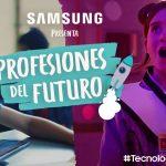 "Samsung lanza la campaña ""Profesiones del futuro"" con Cheil."