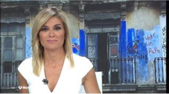 sandra palo, a3 noticias, 31 julio, atresmedia, programapublicidad,