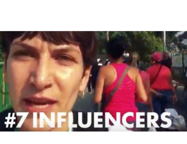 #7INFLUENCERS, Grupo INRED , 7 voluntarios , Acción Contra el Hambre, programapublicidad,