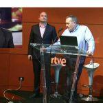 David Valcarce, nuevo director de TVE.Enric Hernández, de Información de RTVE.