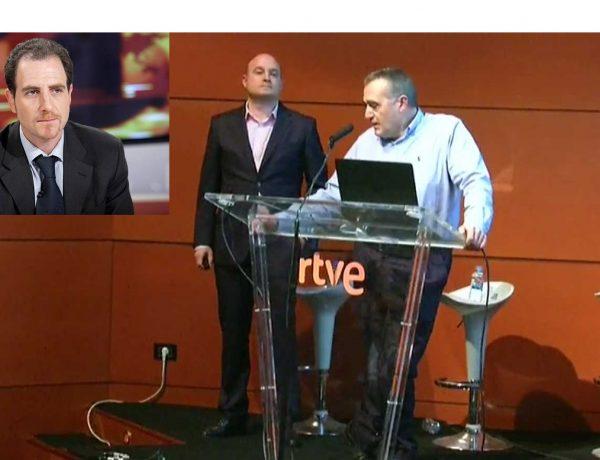 David Valcarce, director , TVE , Enric Hernández, director , Información y Actualidad , RTVE, programapublicidad,