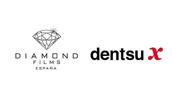 Diamond Films , adjudica , dentsu X su cuenta, programapublicidad,