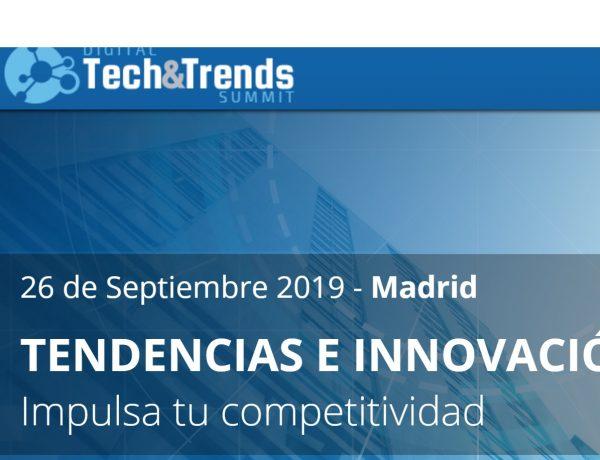 Digital ,Tech & Trends Summit , 2019, programapublicidad,