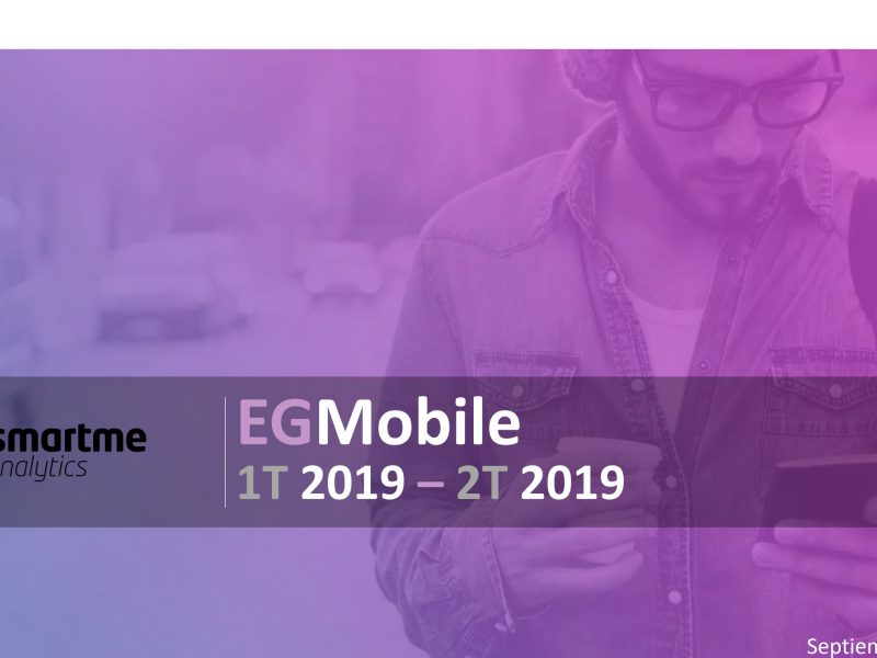 EGMobile, smartme, analytics, 2019, 2T, programapublicidad,
