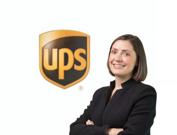Elisabeth Rodríguez, directora España,Portugal, UPS