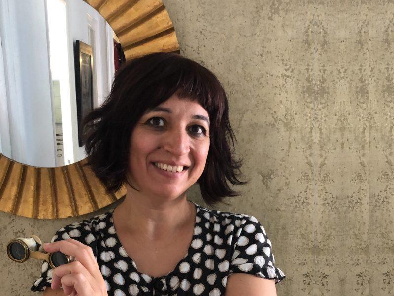Isabel Luque , Directora , Cuentas , consumo , comunicación , consultoría estrategia , Binocular Room., programapublicidad,