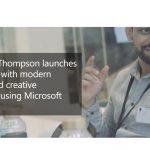 Wunderman Thompson apuesta por Microsoft 365 en colaboración creativa.