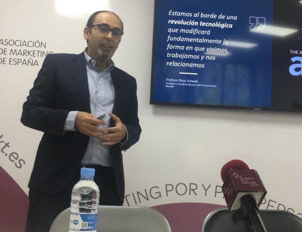 Jornada, mkt, importancia ,Big Data , comercio ,electrónico, Luis Miguel Garay, director , Digitalización , Telefónica, programapublicidad,