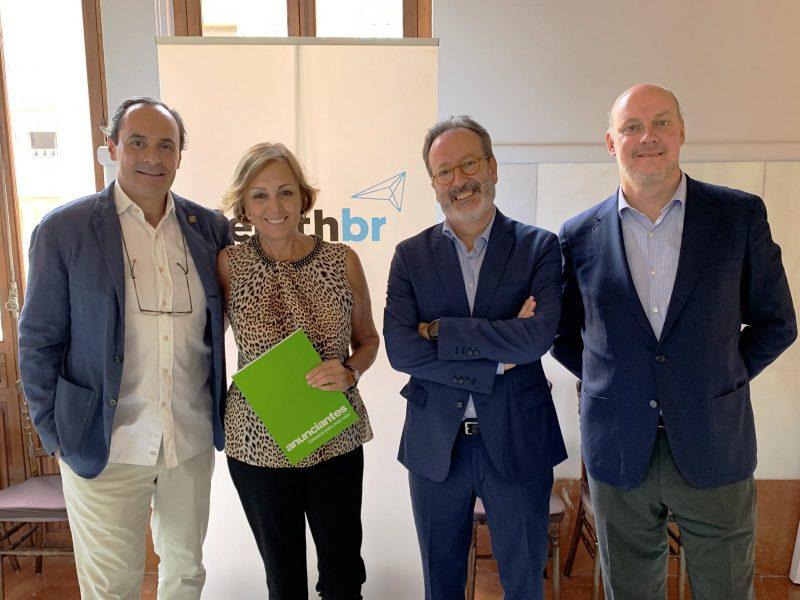 José María Rubert, CEO de Zenithbr, , ari, uteca, aea, lobera, lidia sanz, zenith, programapublicidad,