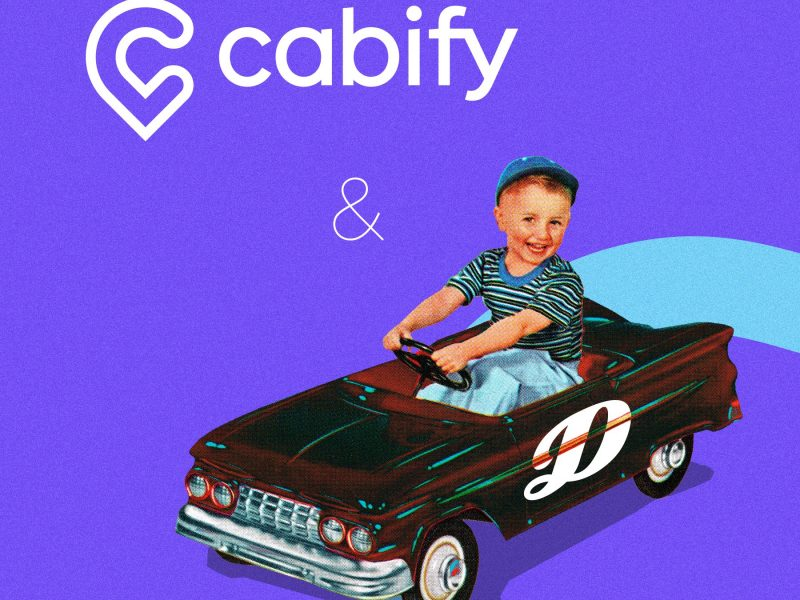 La Despensa , agencia creativa , Cabify para España , Portugal, programapublicidad,